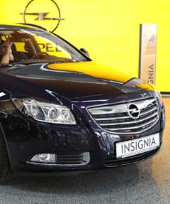 Opel Insignia Usado